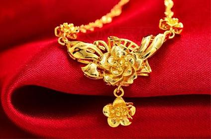 今天上海老庙黄金首饰回收多少钱一克