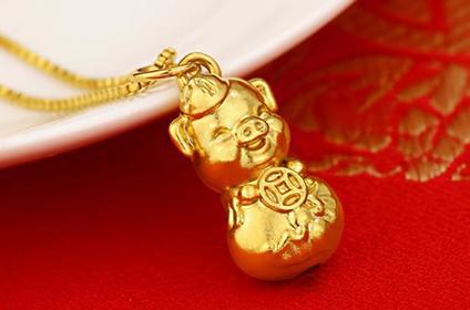 上海黄金回收每克价格多少