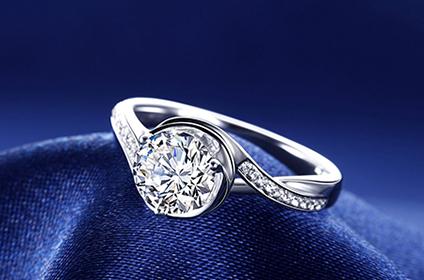 如今怎么计算钻石戒指回收价格