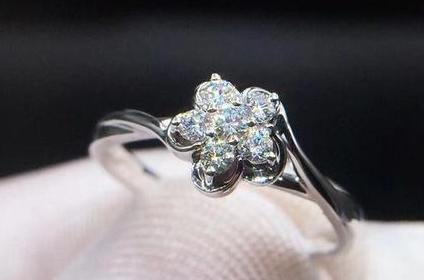 钻石首饰保养的好对回收价格也有帮助吗