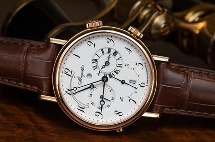 宝玑Le Réveil du Tsar 5707手表哪里能回收
