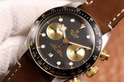 帝舵碧湾潜水运动二手手表几折回收