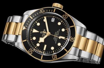 一般二手帝舵间金手表大概多少钱