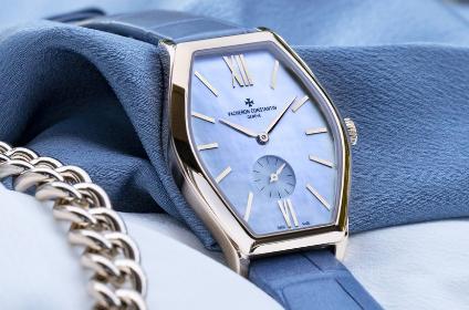 二手江诗丹顿经典款式的手表回收几折