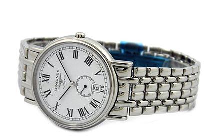 浪琴男士手表哪个系列回收价格高