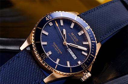 美度领航者长动能潜水手表M026回收值钱吗