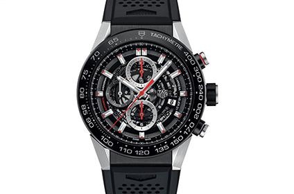 泰格豪雅卡莱拉系列手表一般回收打几折
