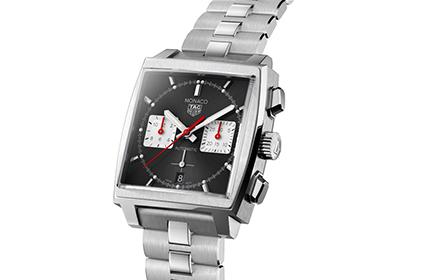外观陈旧的泰格豪雅手表回收几折