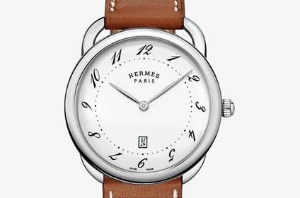 回收二手爱马仕手表的价格怎么样