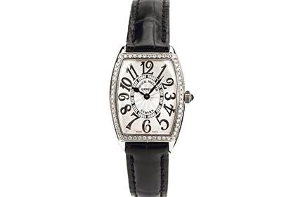二手法穆兰1752qz系列手表回收价格能卖到多高