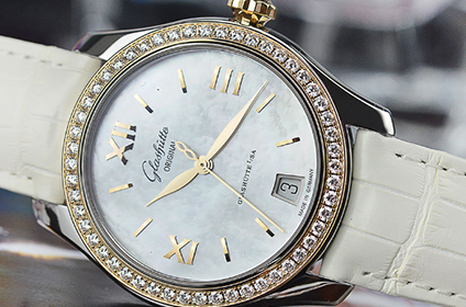 格拉苏蒂原创偏心系列男女情侣手表回收怎么样