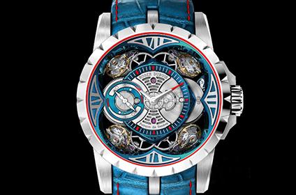 二手罗杰杜彼手表回收价格高吗