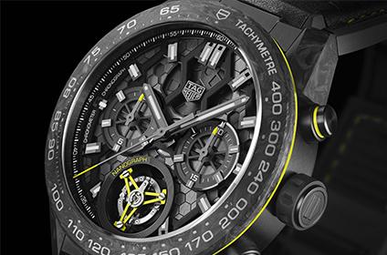 泰格豪雅纳米手表卡莱拉系列回收行情如何