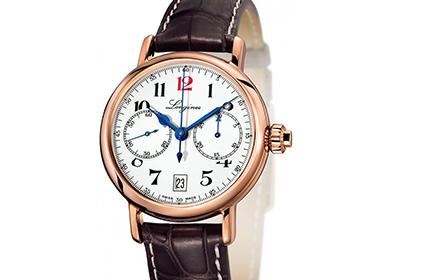 哪里可以高价回收浪琴名匠系列全历月相手表