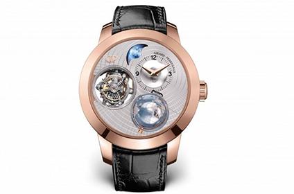 芝柏新品天象仪三轴陀飞轮手表回收多少钱