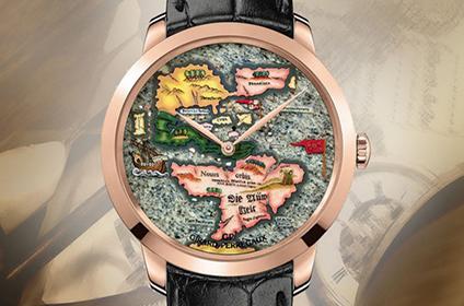 芝柏艺术珍品新世界手表回收价格高吗