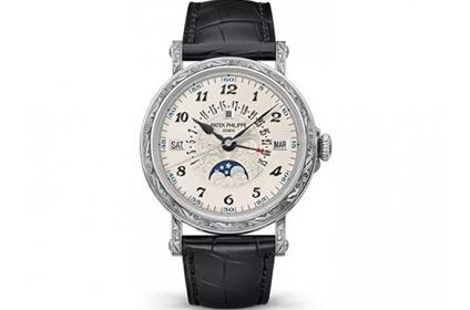 百达翡丽5160/500G-001手表回收价格是多少