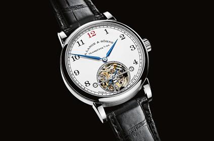 二手朗格1815 TOURBILLON珐琅盘手表能回收吗