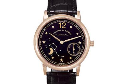 朗格的月相手表回收价格如何