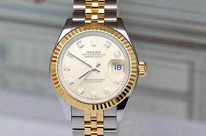 买了6年的劳力士日志手表回收多少钱