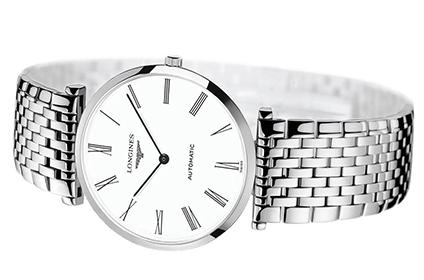 刚从专柜买来的浪琴二手表回收几折